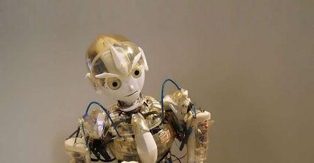 Kotaro, robot humanoïde, créée à l'université de Tokyo. © Manfred Werner Tsui, Wikimedia commons, CC by-sa 3.0